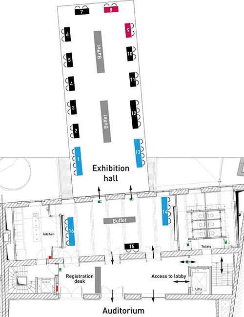 IMAD 2018 Exhibition hall